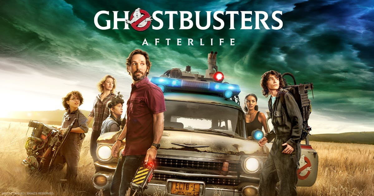 Ghostbusters: Afterlife | Official Website | Sony Pictures